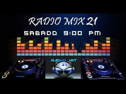 Radio Mix Verano 17 ( Las mejores del Pop Latino del 2017 de RADIO HIT 21)