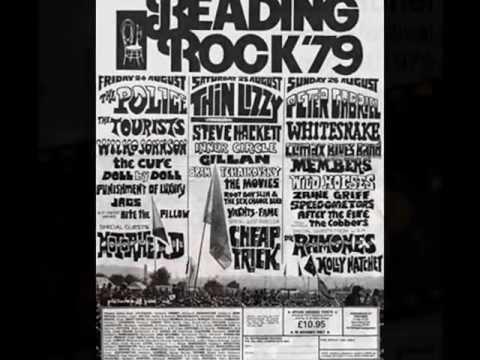 Peter Gabriel ~ Biko ~ Reading Festival 1979  featuring Phil Collins