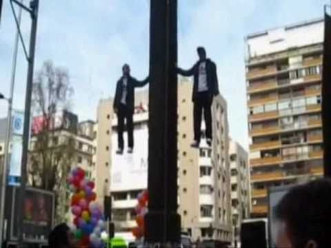 No comment - Record Breaking Levitation Nicolas Luisetti and John Paul
