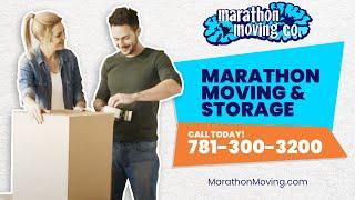Marathon Moving & Storage | Massachusetts Moving Company