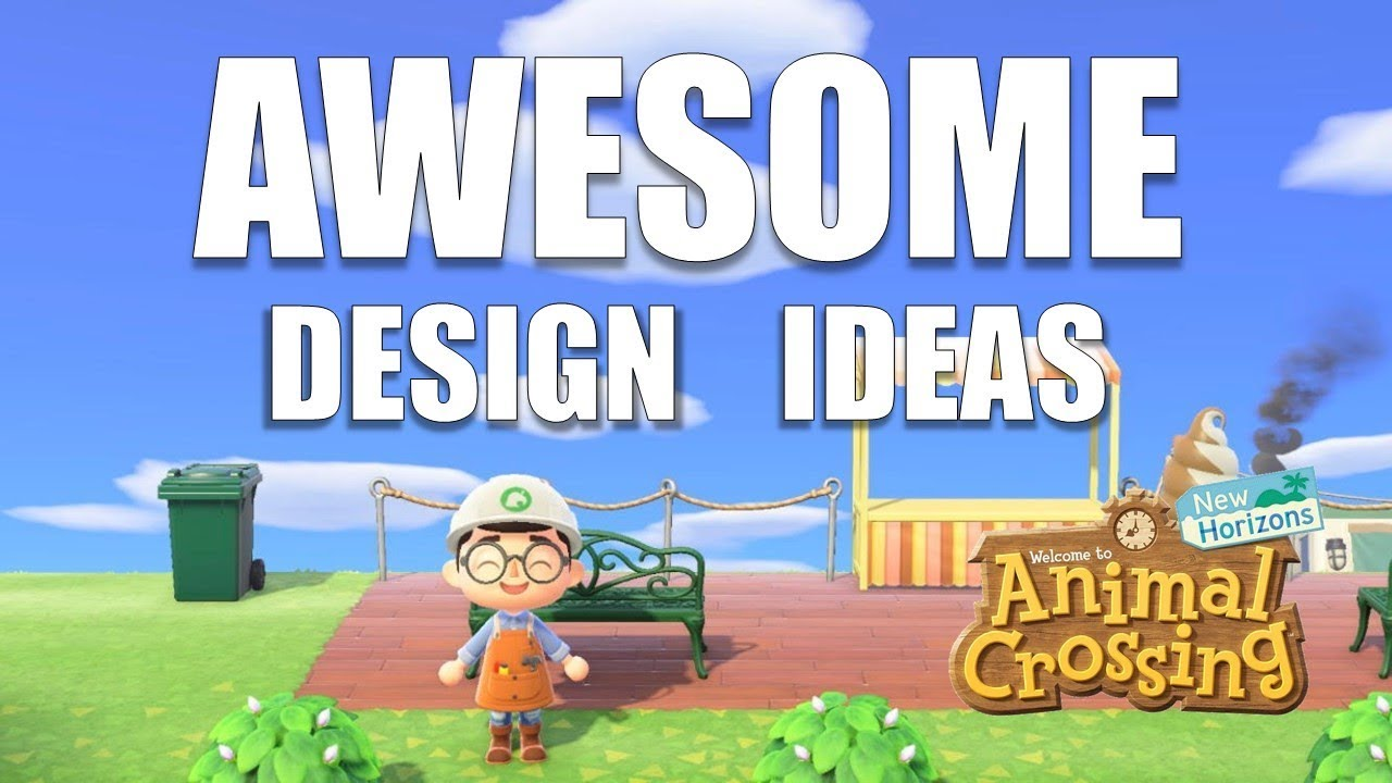 Awesome Design Ideas For Your Island Animal Crossing New