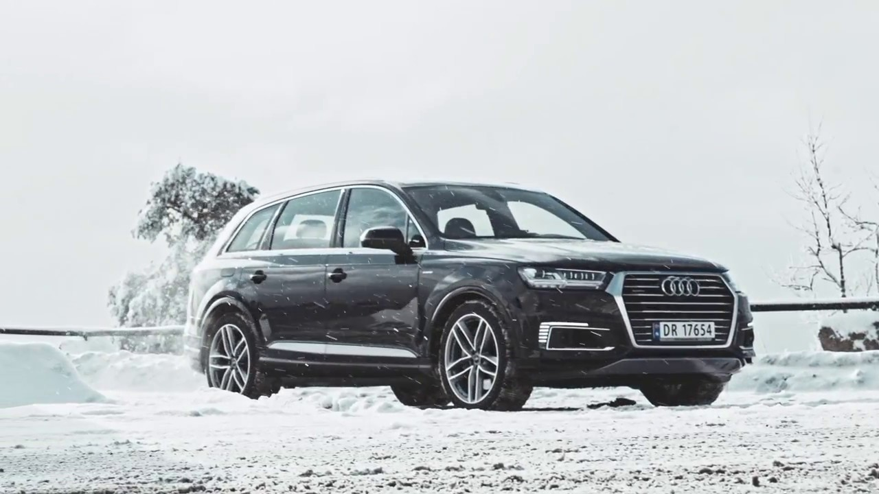 audi q7 e tron 2017 erik arnesen bryn youtube. Black Bedroom Furniture Sets. Home Design Ideas