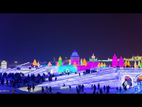 PPYY Travel_Dongbei Trip_Day 1&2_Harbin_Ice festival 2017