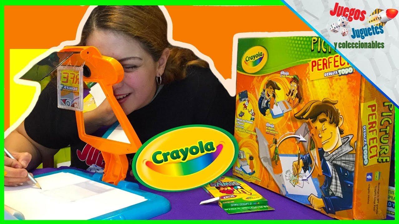Picture perfect de Crayola . unboxing ☆ juegos juguetes y ...