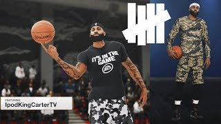 NBA LIVE 18 LIVESTRIKE: UNDEFEATED CLOTHING LOOT CRATE OPENING! BAPE AND PINK DOLPHIN COMING SOON