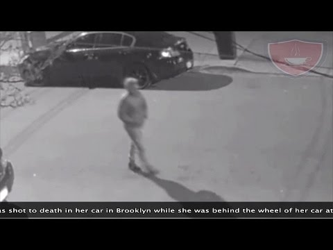 VIDEO Released Showing New York City Corrections Officer Shot and Killed In Brooklyn