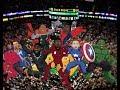 Avengers : Boston Celtics  - New East War (AVENGERS INFINITY WAR TRAILER)