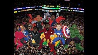 Avengers : Boston Celtics  - New East War Trailer