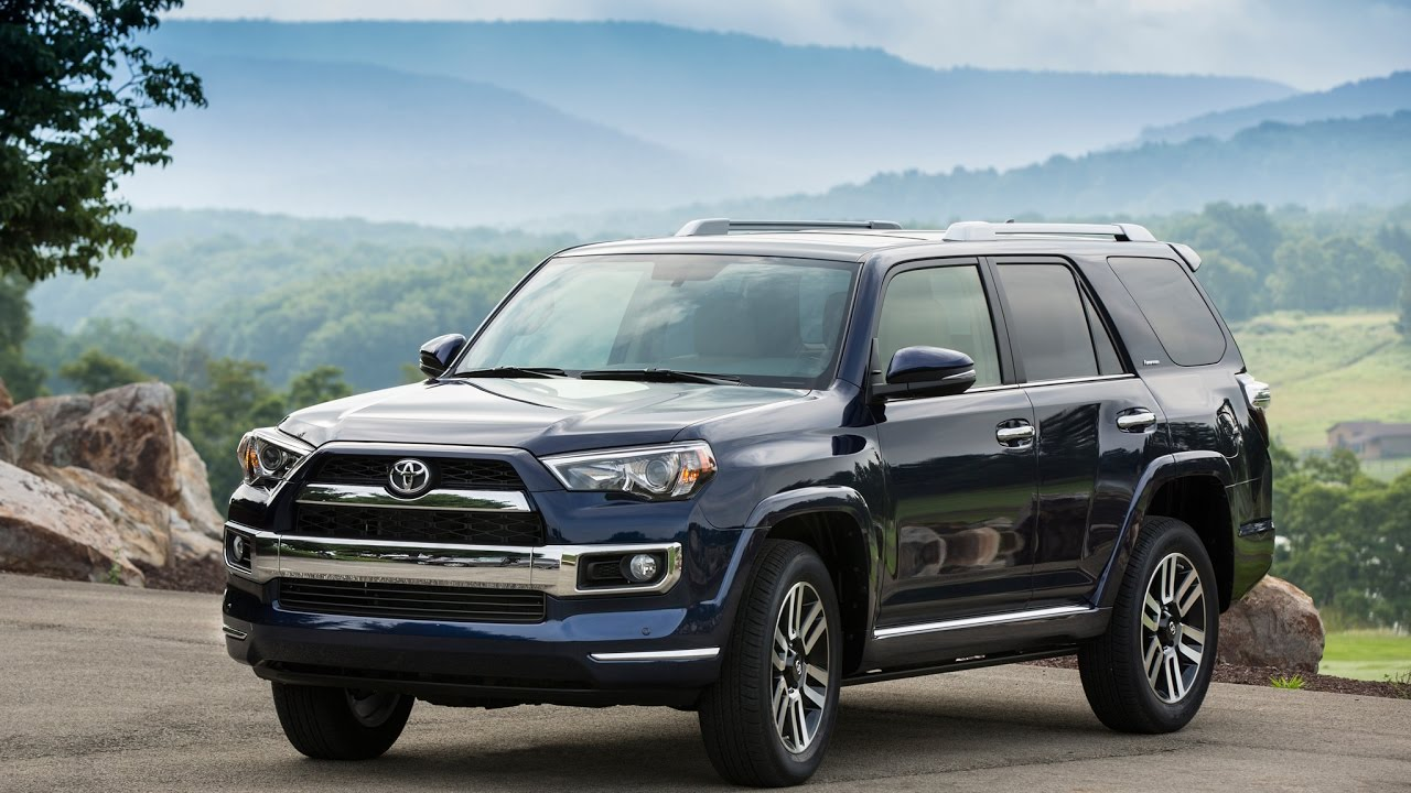 2019 toyota 4runner Review - YouTube