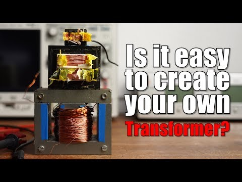 Is it easy to create your own Transformer? Everything you need to know about Transformers! || EB#42