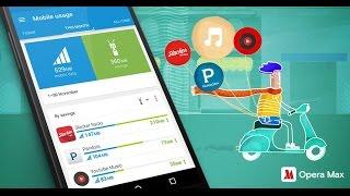 Save Your 2G/3G/4G Data Upto 50% from Opera Max [Data Saving App] screenshot 5