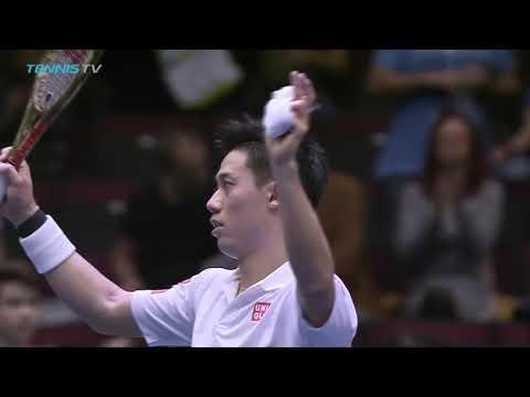Match Point: Nishikori Wraps Up Khachanov Win In Vienna