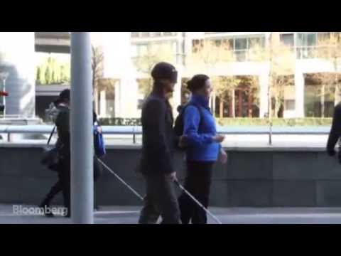 Microsoft's Headband Helps the Blind to 'See'