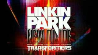 """Gambar cover Linkin Park """"Divide"""" (new song/single music 2009) + DOwnload"""