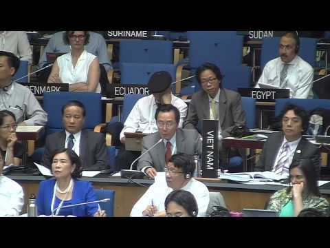 World Heritage - 39th World Heritage Committee 2015-07-03 9:30-13:00