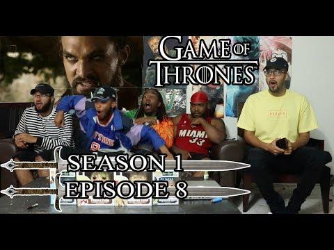 Game of Thrones Season 1 Episode 8 Reaction/Review