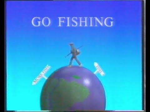 John Wilson - Go Fishing  Vol 2 Spain (VCR)