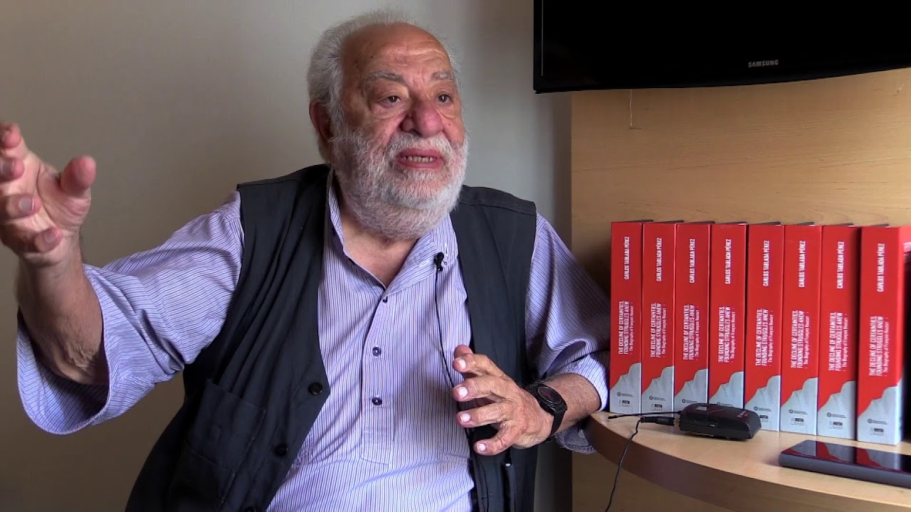 Remembrances of Samir Amin: Interview with Gustave Massiah (2018)