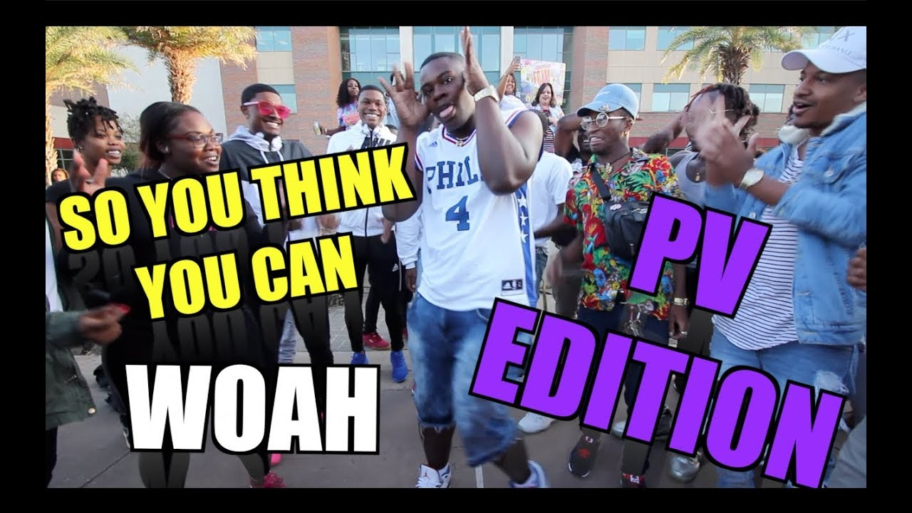 Hit My Woah Dance Video | {PVAMU Edition}