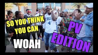 Hit My Woah Daฑce Video | {PVAMU Edition}