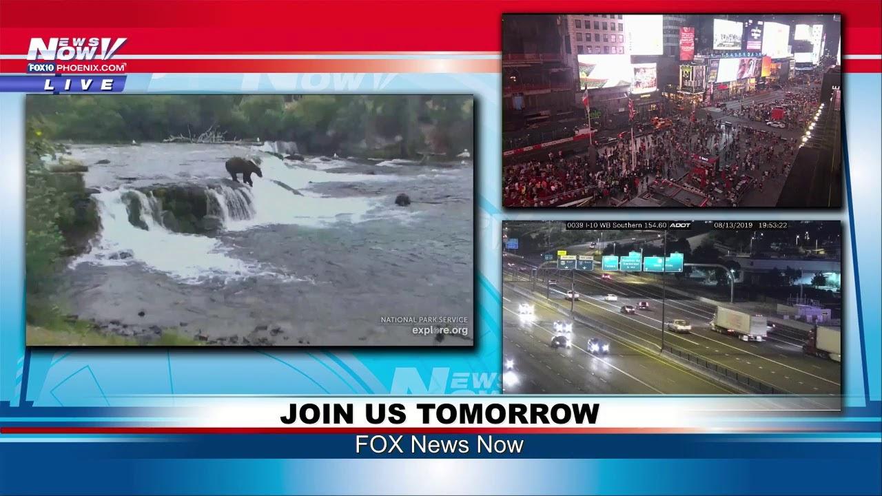 FOX 10 Phoenix LIVE: President Trump speech in Pennsylvania, Bernie Sanders in New Hampshire