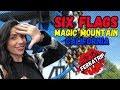 Six Flags Magic Mountain CA *FerkaTrip*