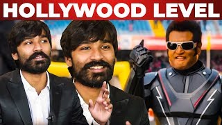 2.0 Review by Dhanush – Rajinikanth