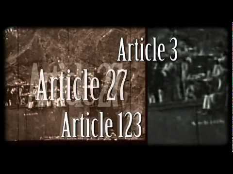 mexico 2010 revolution 21 the constitution of 1917 youtube