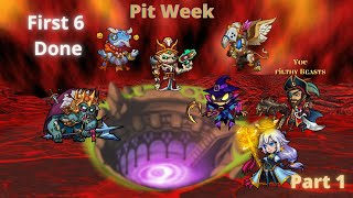 Фото Mighty Party - Pit Week 1/2 - 6 Bosses Done