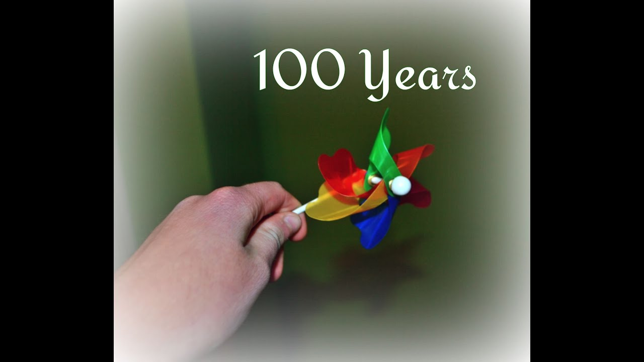 100 years five for: