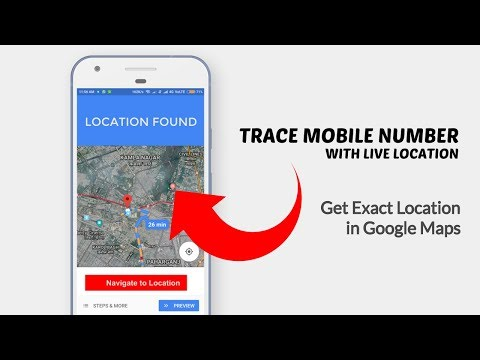 Trace Mobile Number With Name & Address? - Live Map Location