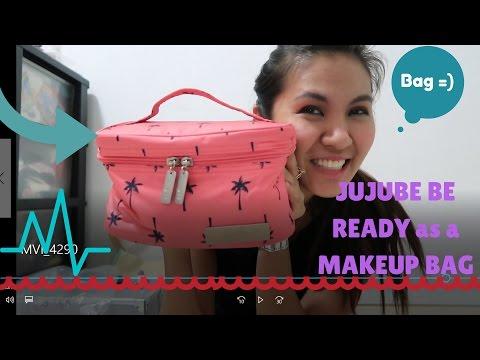Jujube Be Ready in Palm Beach - Makeup Bag