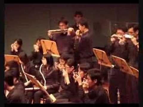 NTU Harmonica - Vivace VIII - 分飞 Fen Fei