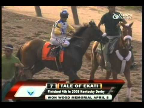 2008 Belmont Stakes - Da' Tara