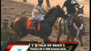 2008 Belmont Stakes - Da
