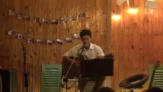 Điều giản dị - Thầy Hiếu [Đêm nhạc giao lưu CLB guitar - Xương Rồng Coffee & Acoustic]
