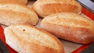 Готовлю их снова и снова Пшенично ржаные булочки вместо хлеба