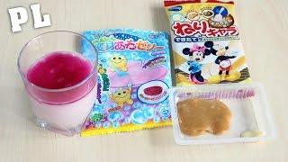 Japoński deser z pianki + krówka - JAPANA zjadam #65