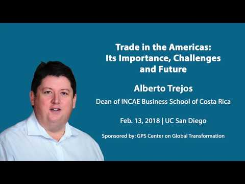 Trade in the Americas: Its Importance, Challenges and Future
