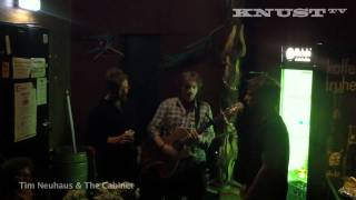 Tim Neuhaus & The Cabinet || Knust Backstage