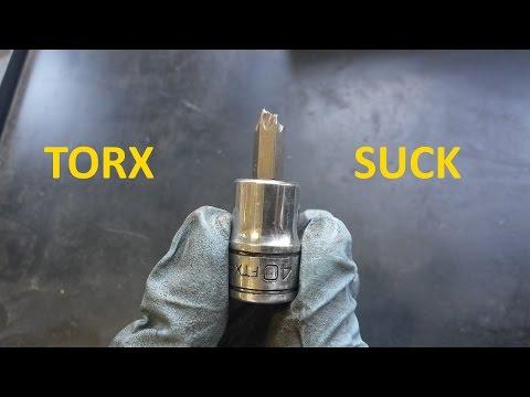 Why I Hate Torx