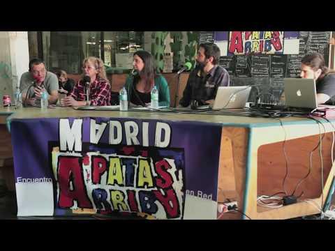 Madrid Patas Arriba  - encuentro en red - 1º edición