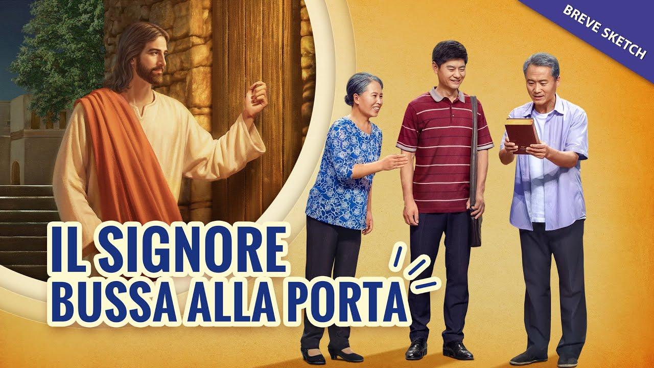 """Le profezie del ritorno del Signore si sono adempiute """"Il Signore bussa alla porta"""""""