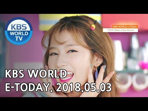 KBS WORLD e-TODAY [ENG/2018.05.03]