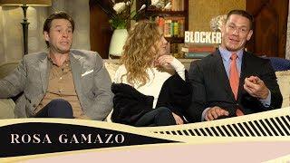 John Cena, Leslie Mann: Talks about her daughter's boyfriend