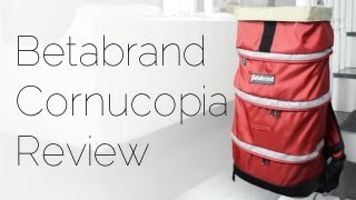 Review: Betabrand Cornucopia Bag