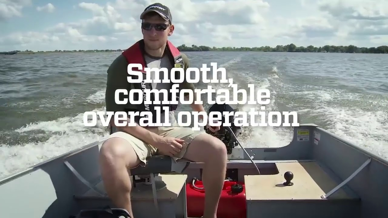 2018 ALL NEW Mercury 20hp & 15hp outboards
