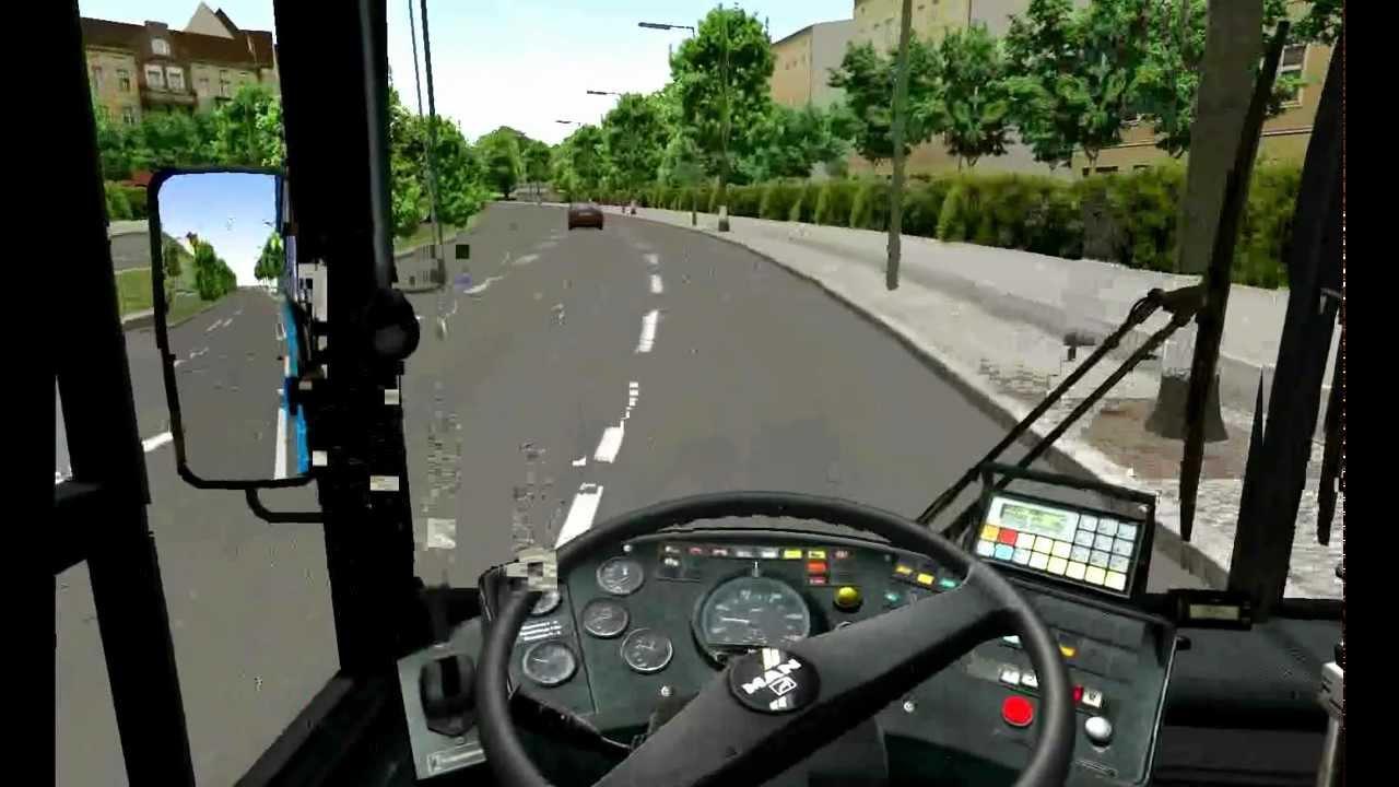 Omsi Bus Simulator 2011 Scania Omni City Livery - YouTube