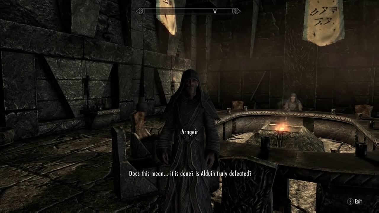 The Elder Scrolls V: Skyrim High King Mod Update (Xbox One)