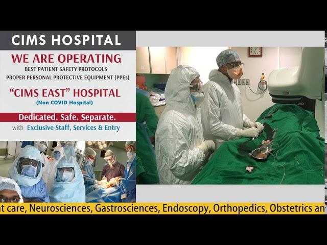 CIMS EAST HOSPITAL (VERSION-II)